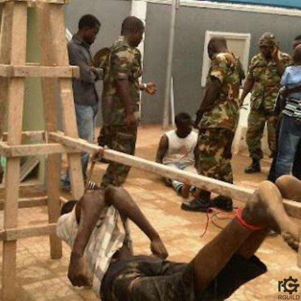 Amnesty International on Video of Nigerian Army and CJTF