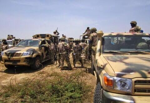 nigeria troops boko