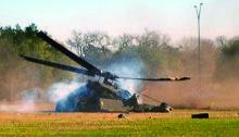helicopter crash texas uni1