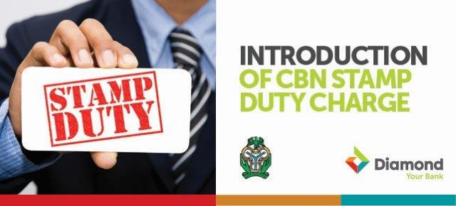 introduction of cbn stamp duty charge