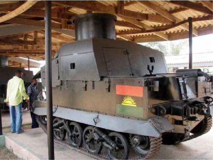 biafra tank